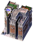 SimCity 4 Residential Building